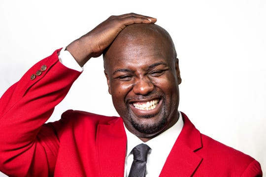 Comedian Munchie is the host at Laugh Out Loud Comedy Club in Shreveport.