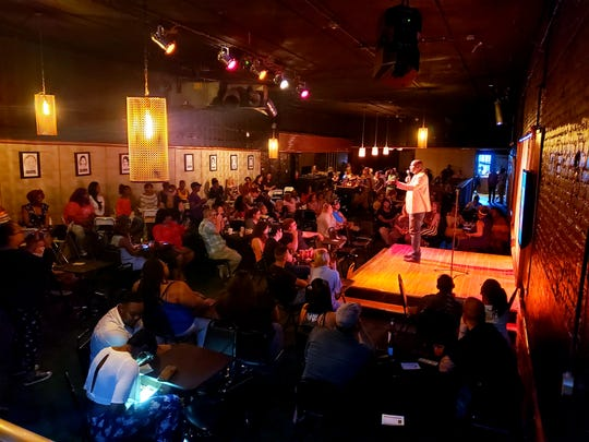National acts perform at Laugh Out Loud Comedy Club in Shreveport.
