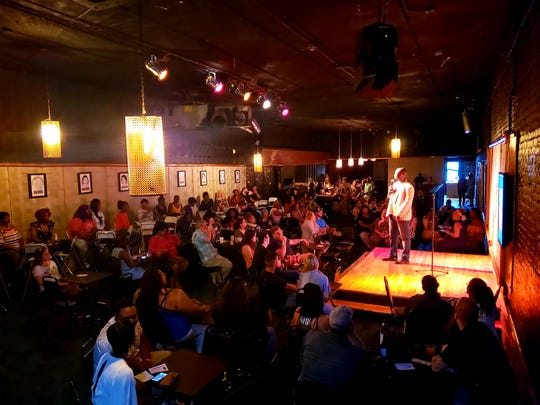 Laugh Out Loud Comedy Club opens in downtown Shreveport.