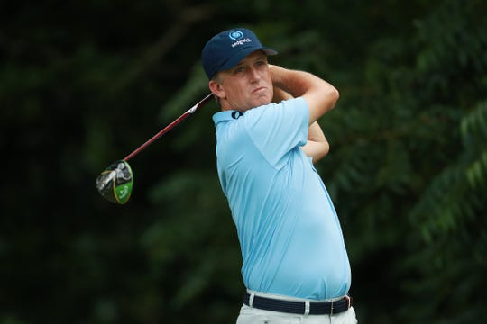 David Toms will play the weekend at Colonial.