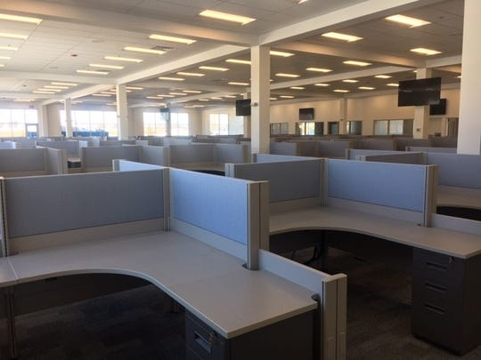 Stearns Bank's expansion added 11,000 square feet to its Equipment Finance Division in Albany.