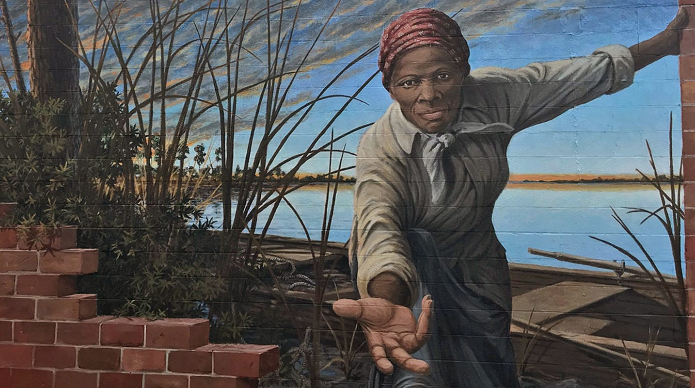 Florida State Graduate Is Artist Behind Harriet Tubman
