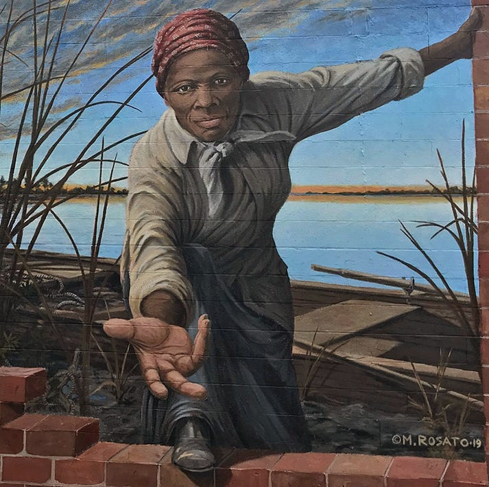 Florida State graduate is artist behind viral Harriet Tubman mural