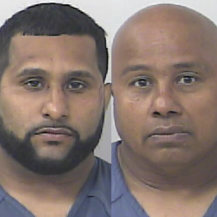 Father, son jailed after traffic stop, gun discovery in Port St. Lucie