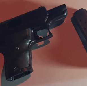 Oxnard traffic stop leads to driver's gun arrest