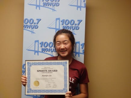 Scarsdale's Kaitlyn Lee is the latest Con Edison Athlete of the Week.