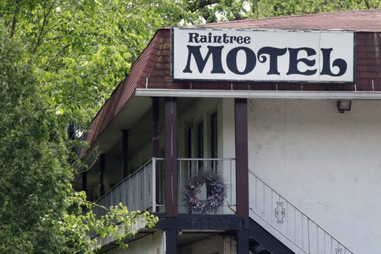 The Raintree Motel in Congers May 24, 2019.