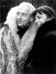 Andrew and Betsy Wyeth.