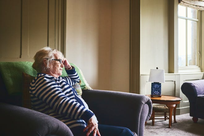 The effective strategies for dealing with loneliness in seniors.