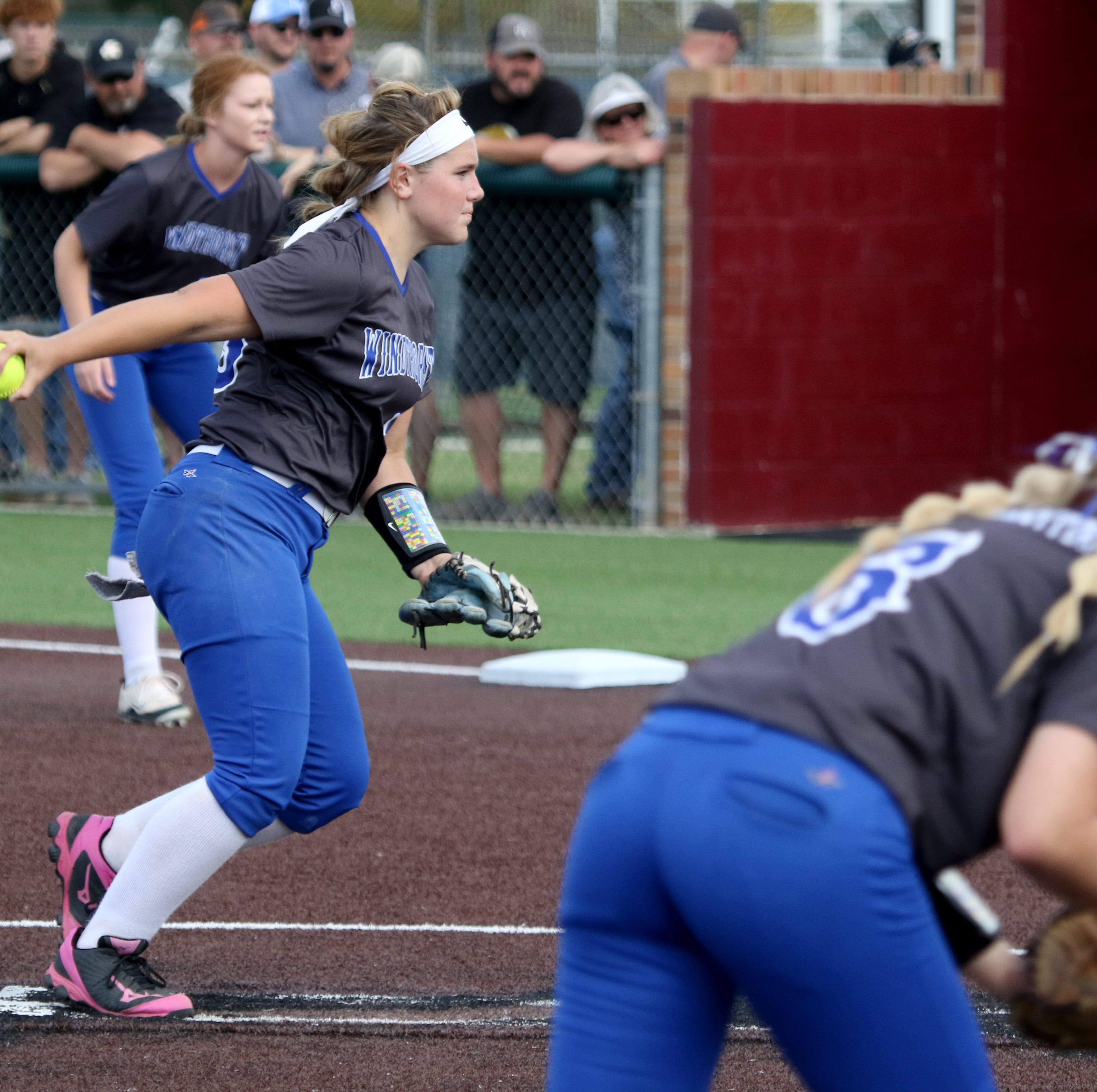 Windthorst jumps on rival Archer City, takes Game 1 with 9-0 rout