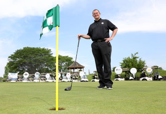 Kelly Morrow is the head golf pro at EagleSticks Golf Club as well as the club's general manager and director of golf.