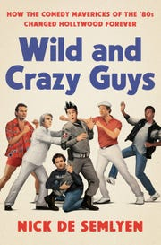5 books not to miss: 'Wild and Crazy Guys,' 'Stay Sexy & Don't Get Murdered,' 'Queen Bee'