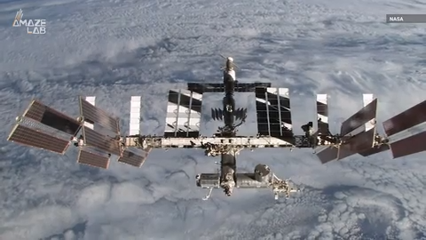Check out the bizarre way water boils in space