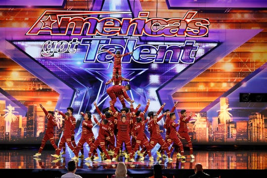 V. Unbeatable is one of the acts auditioning on Tuesday's Season 14 premiere of NBC's 'America's Got Talent.'