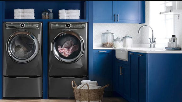 What better time to treat yourself to a new washer/dryer combo?
