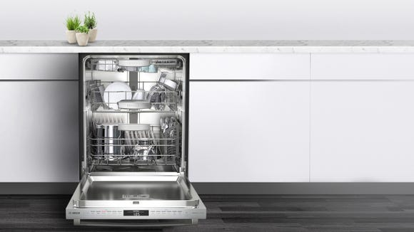 Get a dishwasher that actually cleans your stuff.