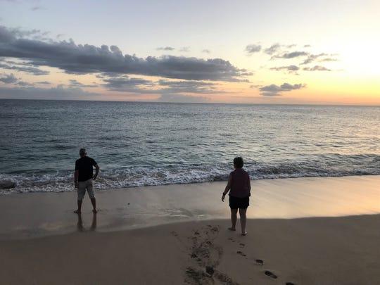 Yokohama Beach, on the west side of Oahu, is a local favorite off the beaten path.