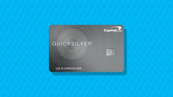 Capital One Quicksilver Cash