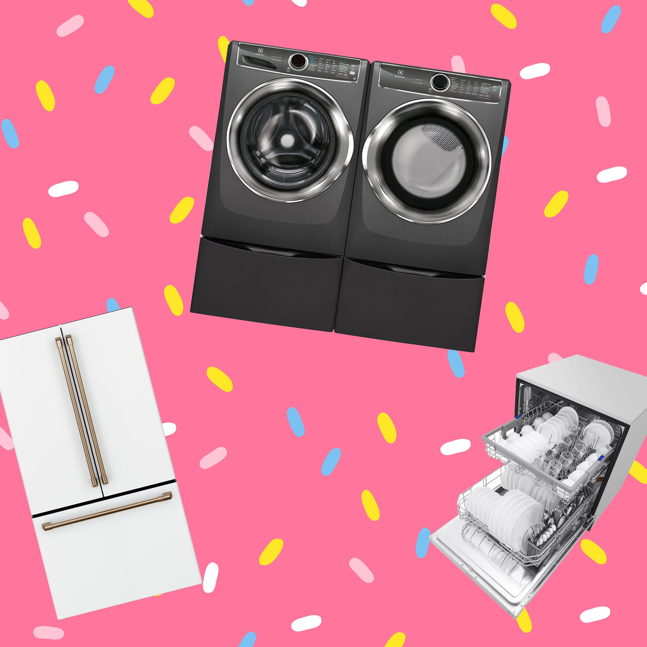 Memorial Day is the best time to save on a major appliance.