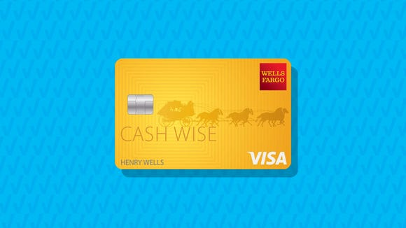 Wells Fargo Cash Wise Visa