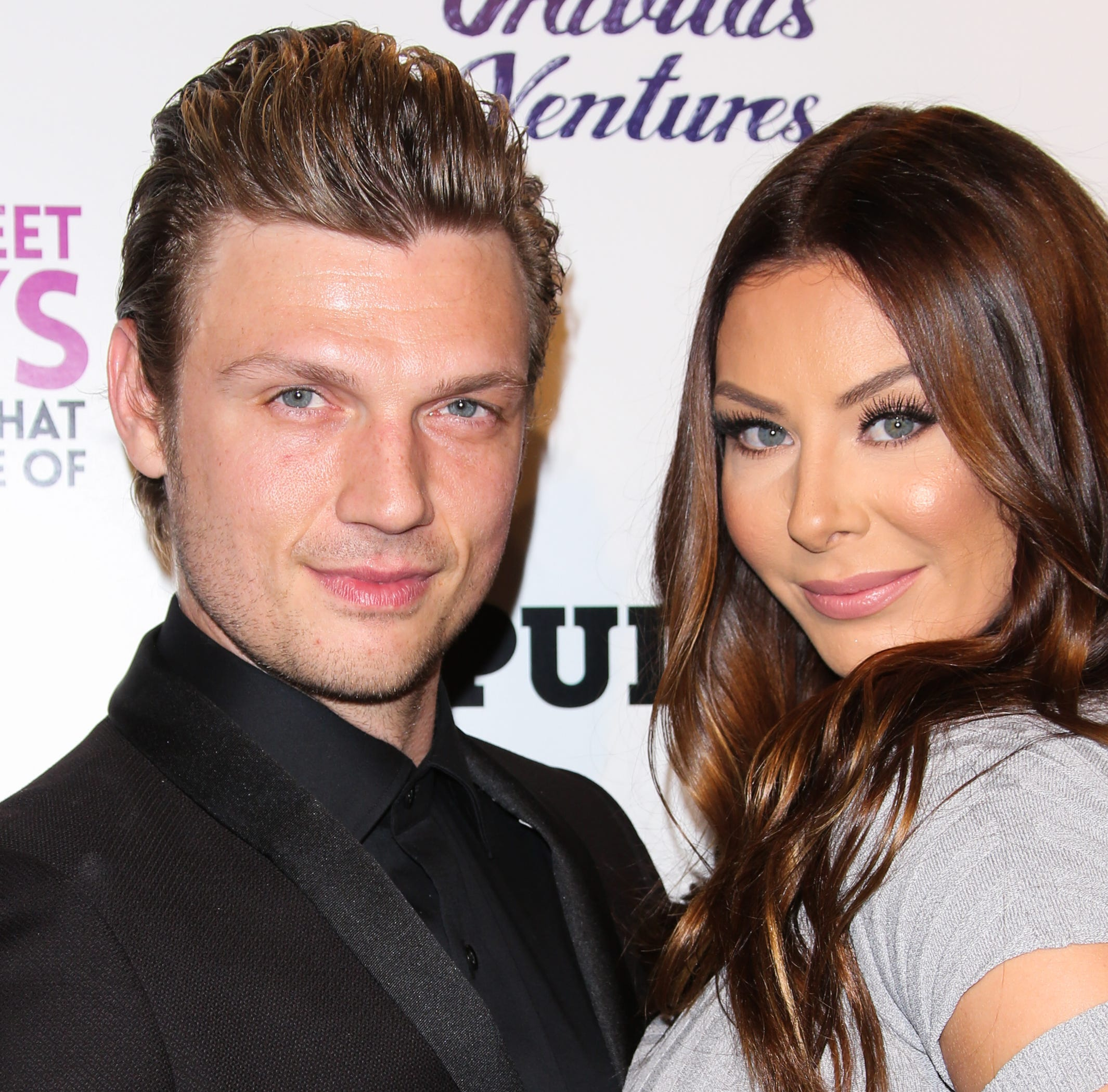 Nick Carter and Lauren Kitt are expecting a child together.