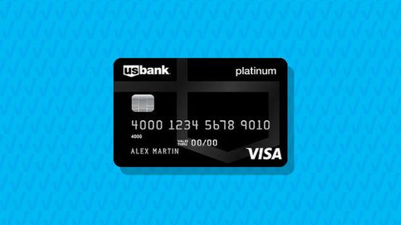 US Bank Visa Platinum