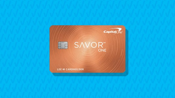 Capital One SavorOne Cash Rewards