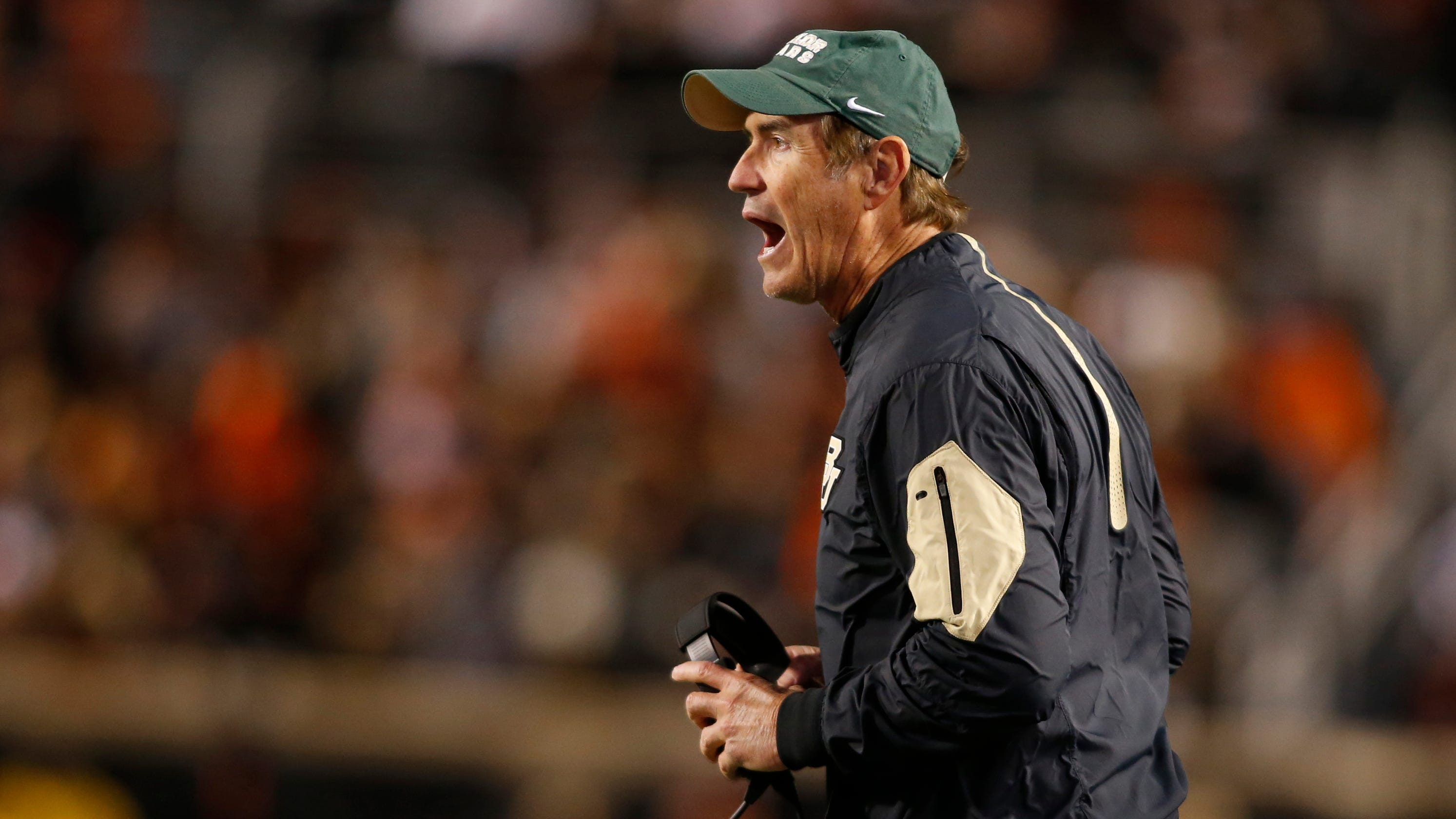 Former Baylor coach Art Briles named head coach of Texas' Mount Vernon High School