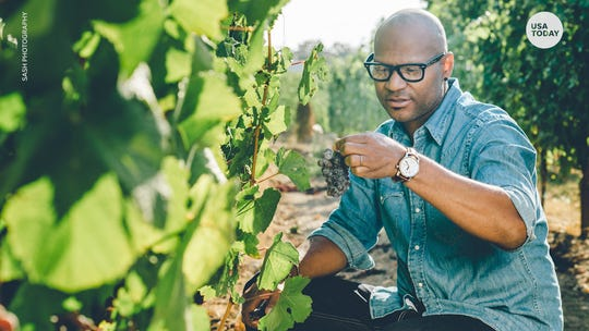 Andre Mack wants to bring hip hop culture to winemaking