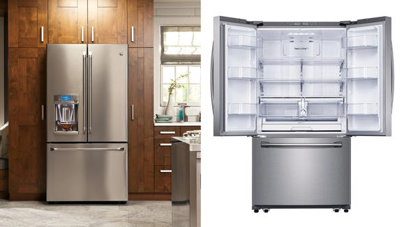 Splurging on a new fridge is better when you're also saving big.