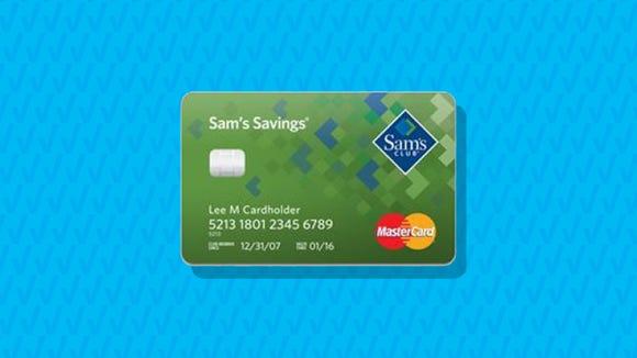 Sams Club Mastercard