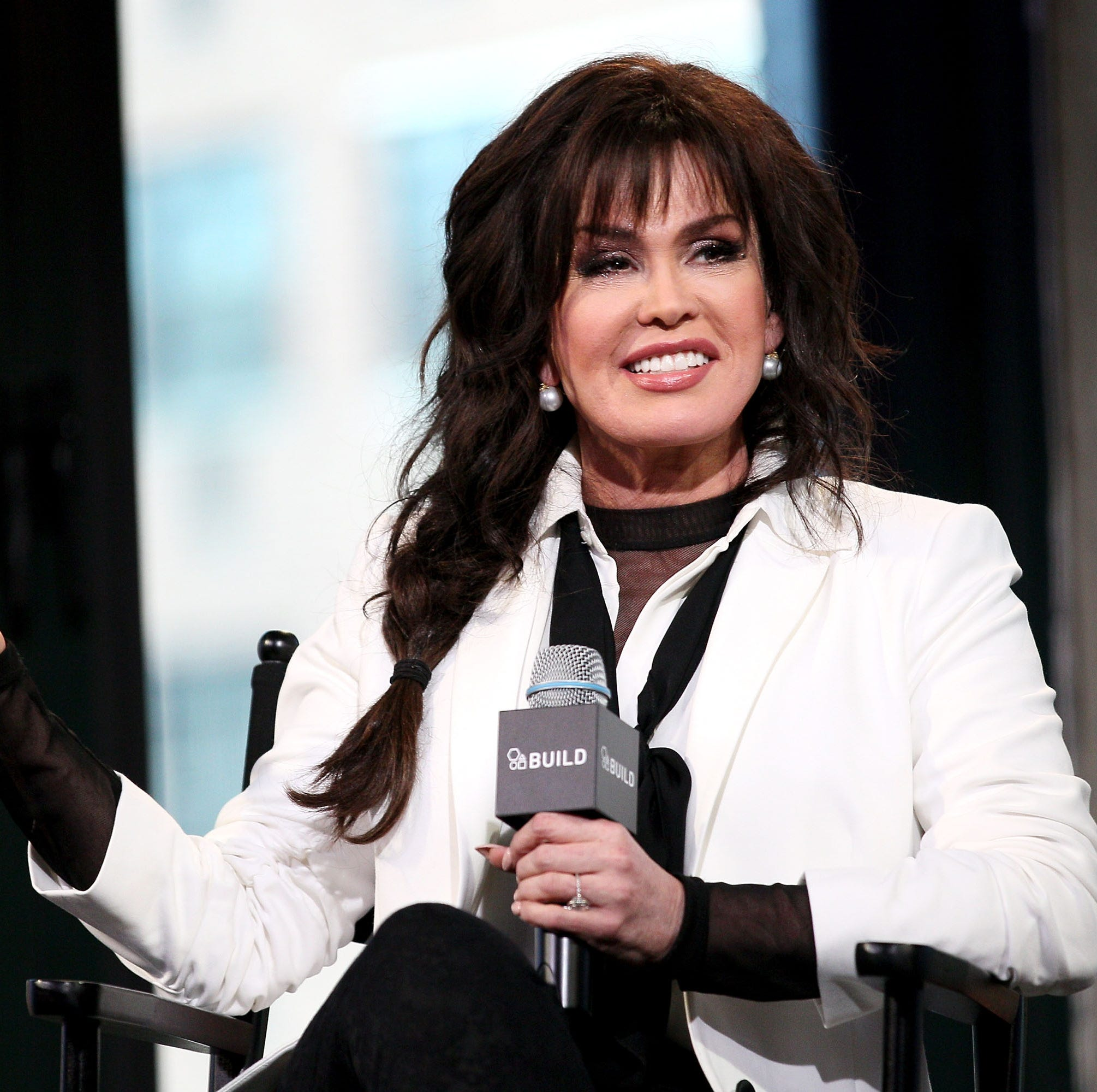 Marie Osmond's daughter welcomed a baby girl on Thursday.