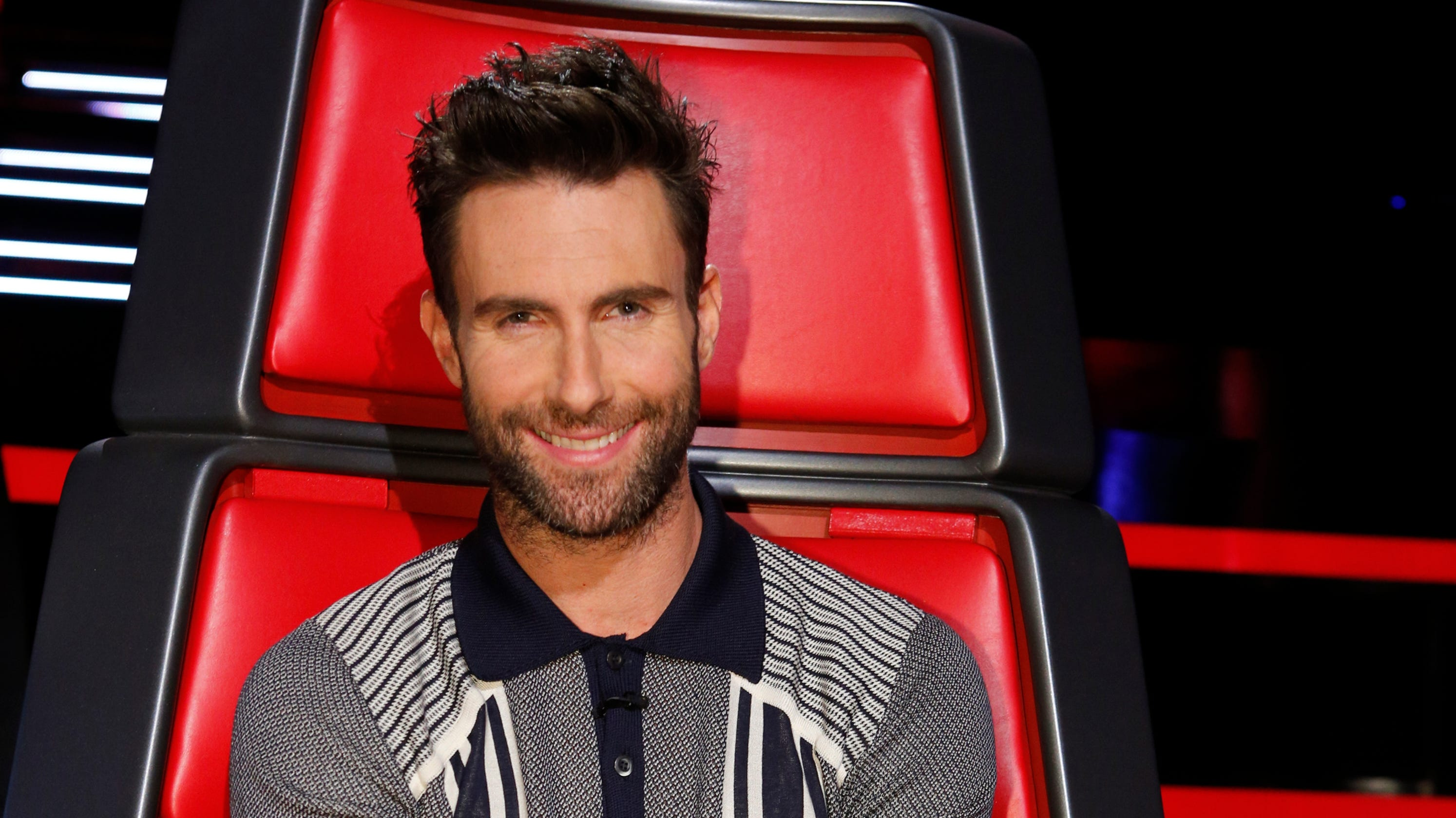 The Voice': John Legend, Kelly Clarkson react to Adam