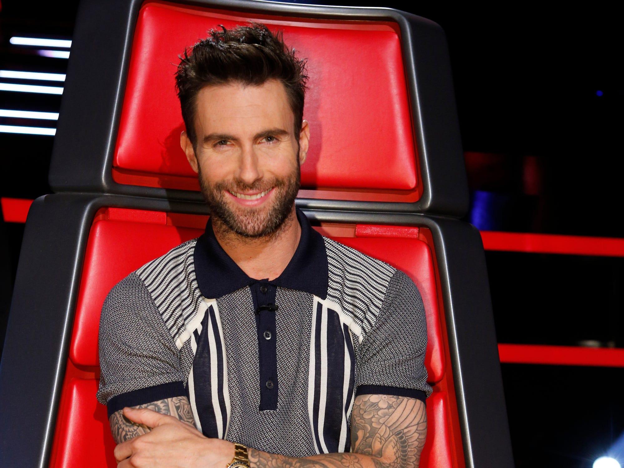 Adam Levine exits 'The Voice' after 16 seasons; Gwen Stefani will return
