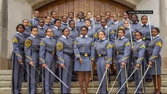 Mike Pence at West Point commencement: Praises for Trump, graduates' diversity