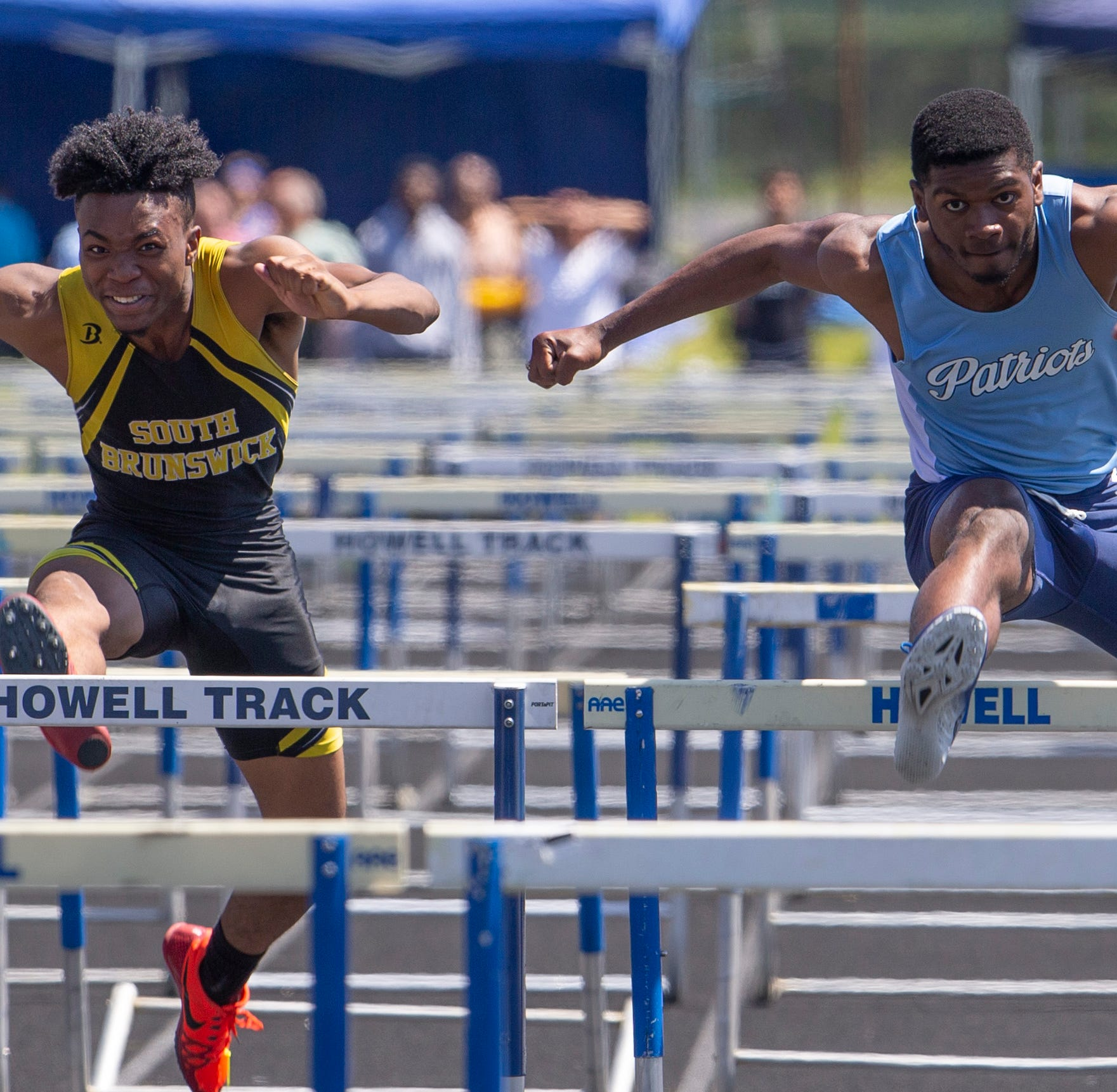 NJ Track: After escaping death, a hurricane refugee strikes gold for Freehold Township