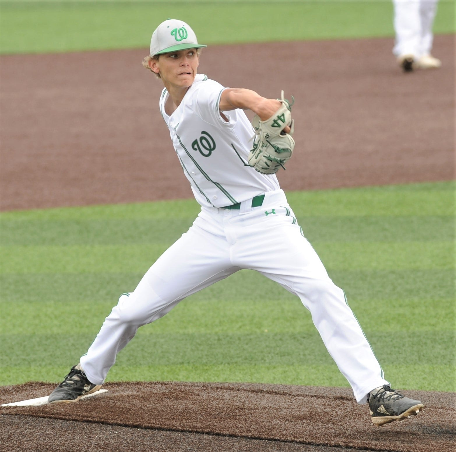 No. 1 Wall finishes Breckenridge in region semifinal baseball sweep