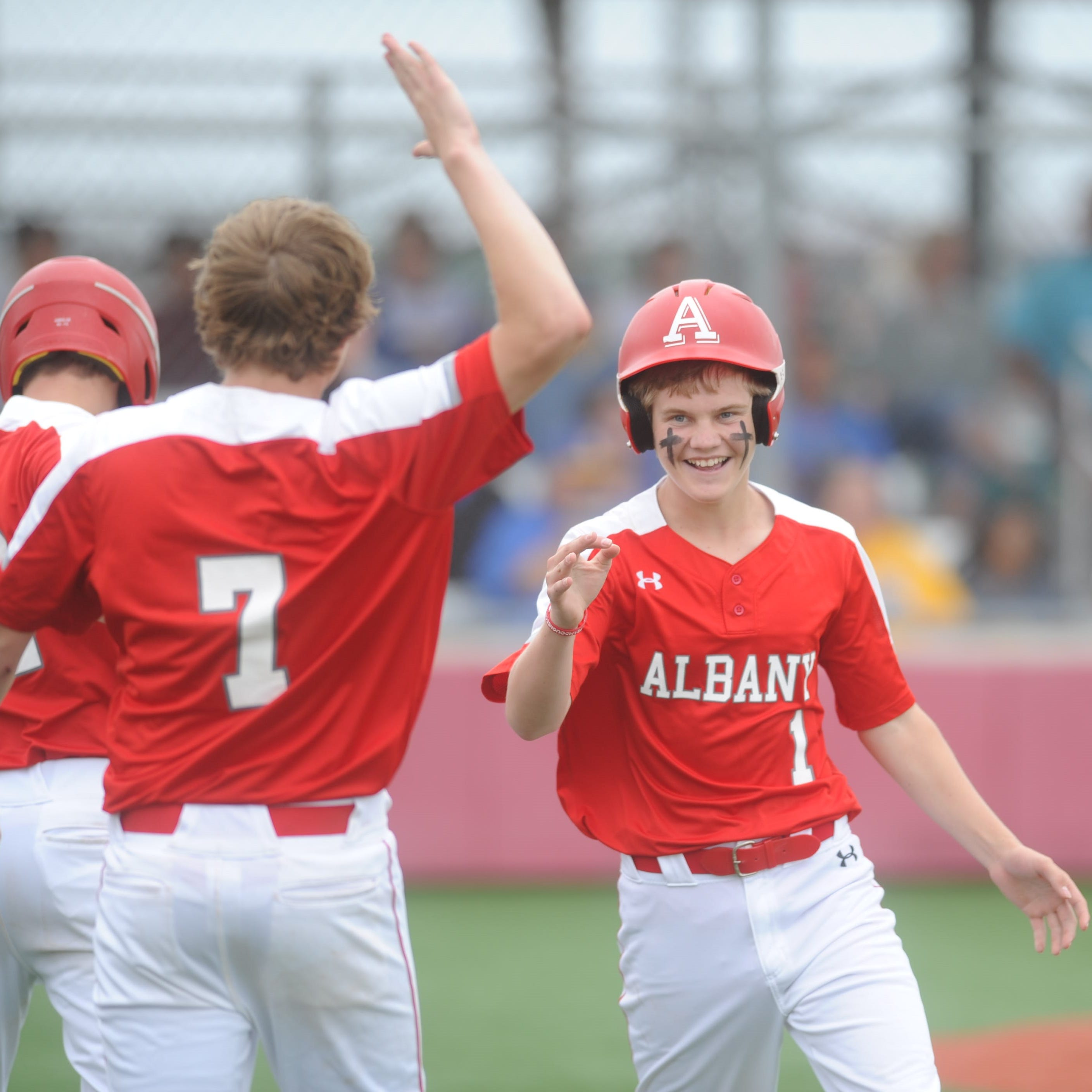 Albany baseball completes region semifinal series sweep of Hale Center
