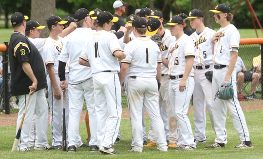 Colonel Crawford won its first district title in 54 years last season.