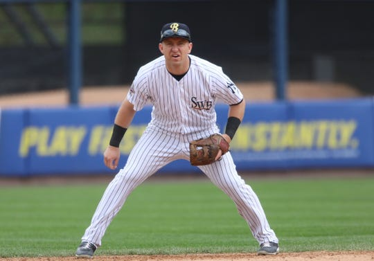 Carroll grad Cliff Pennington was released after a stint this season with Triple-A Scranton-Wilkes Barre in the New York Yankees organization.