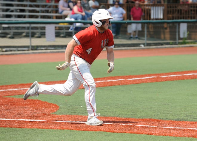 Westfall High School baseball won its first district championship since 2010 on Saturday, and they now must prepare for a regional semifinal against Minford.