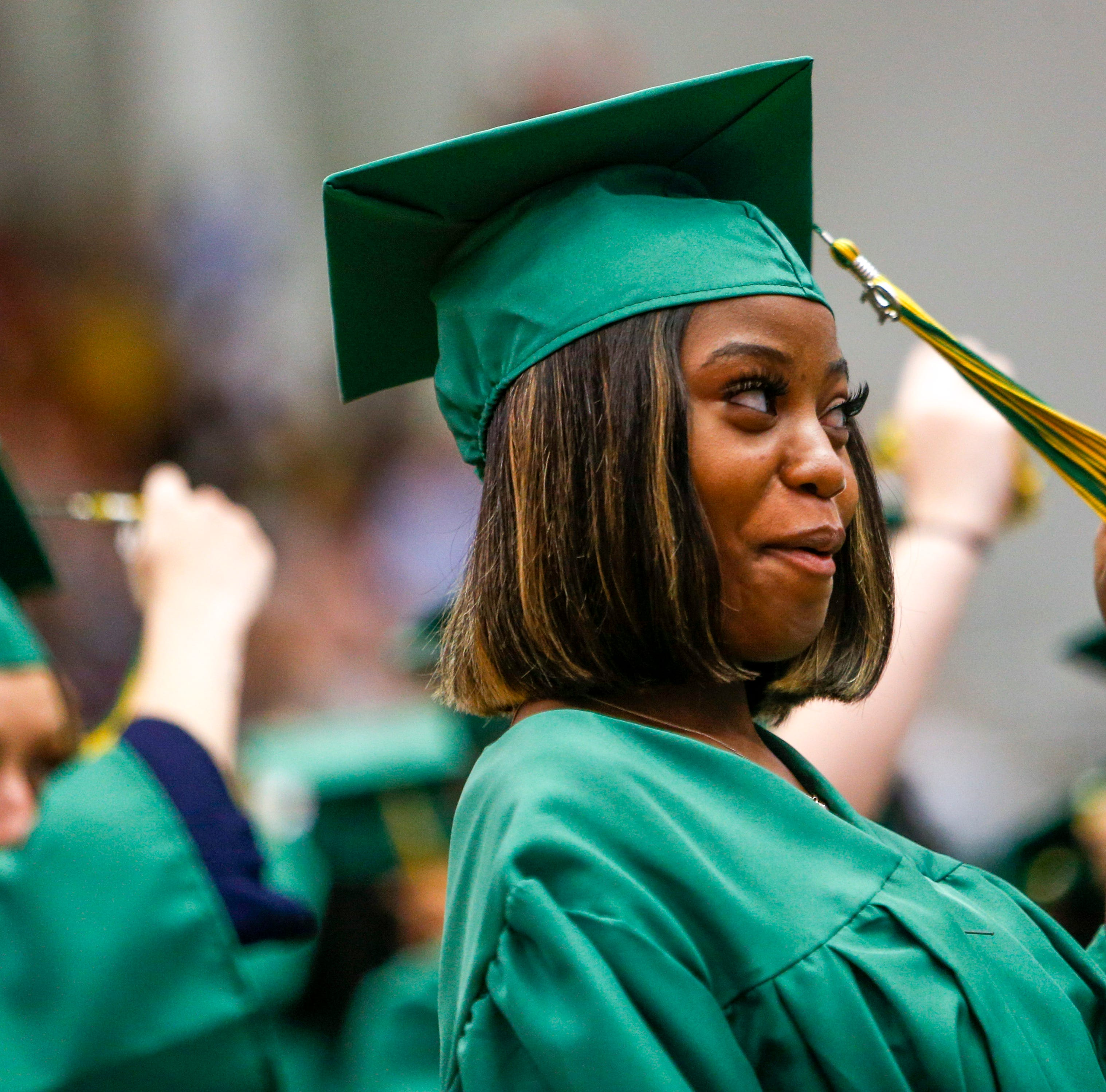 Northwest High's 2019 graduates turn the tassels
