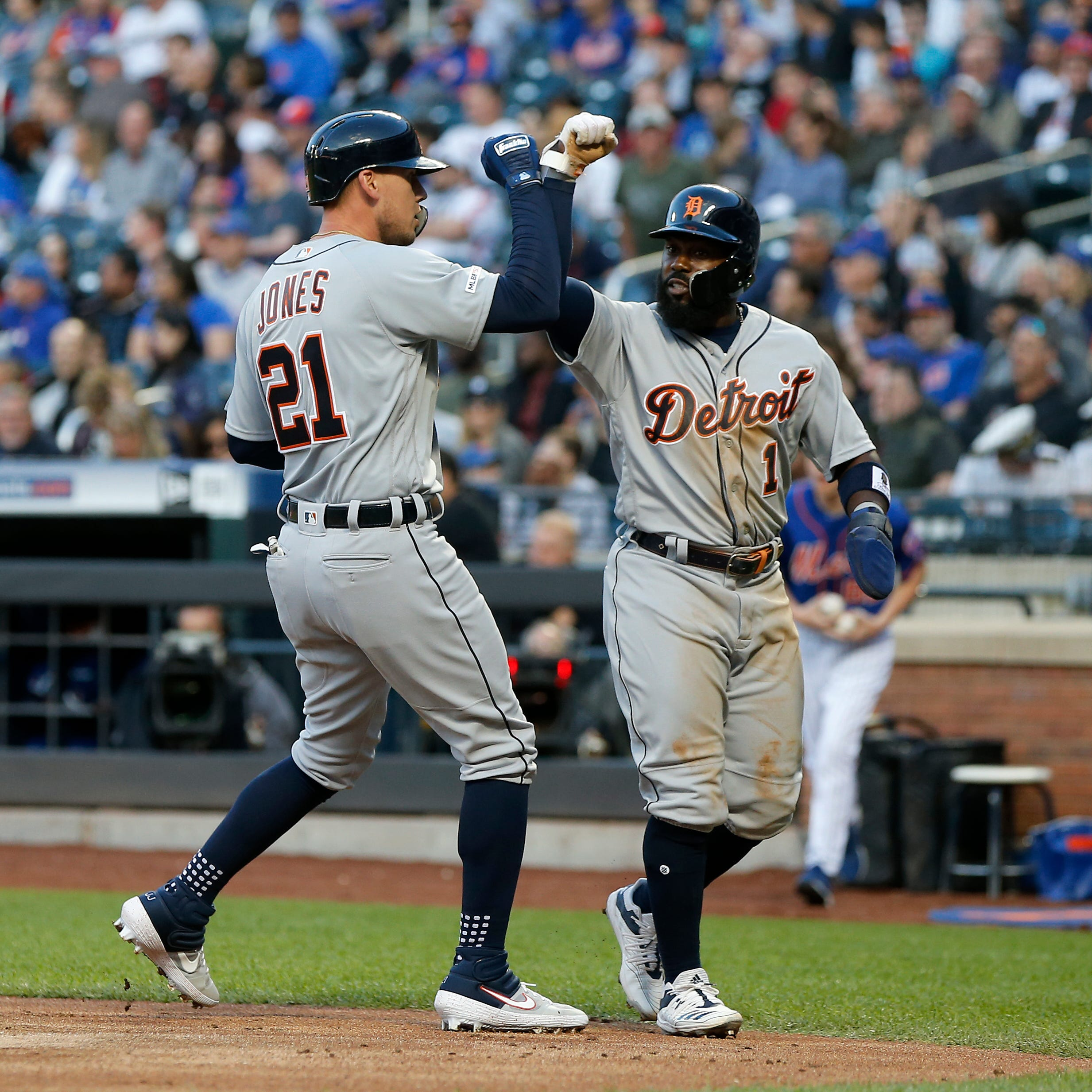Detroit Tigers lineup vs. New York Mets: 3B Lugo hits second with no DH