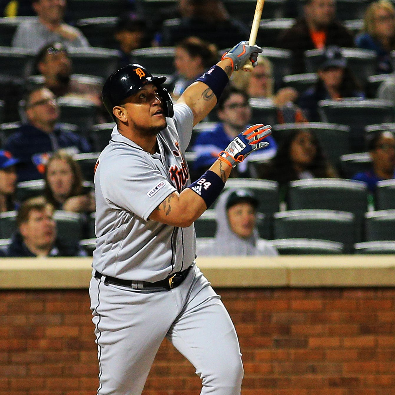 Detroit Tigers observations: Offense comes to life to beat Mets, end skid
