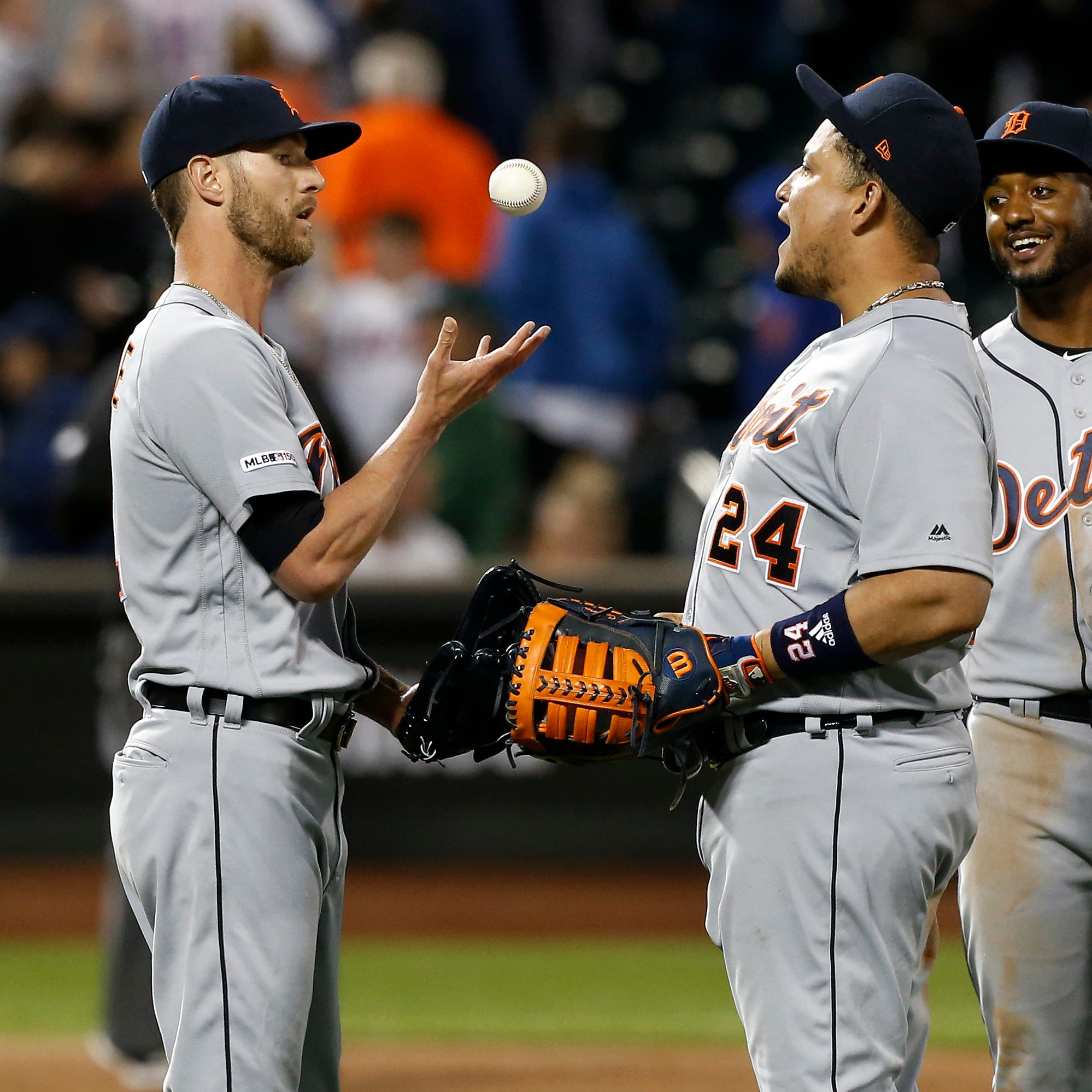 At long last, Detroit Tigers' losing streak snapped in big win vs. Mets
