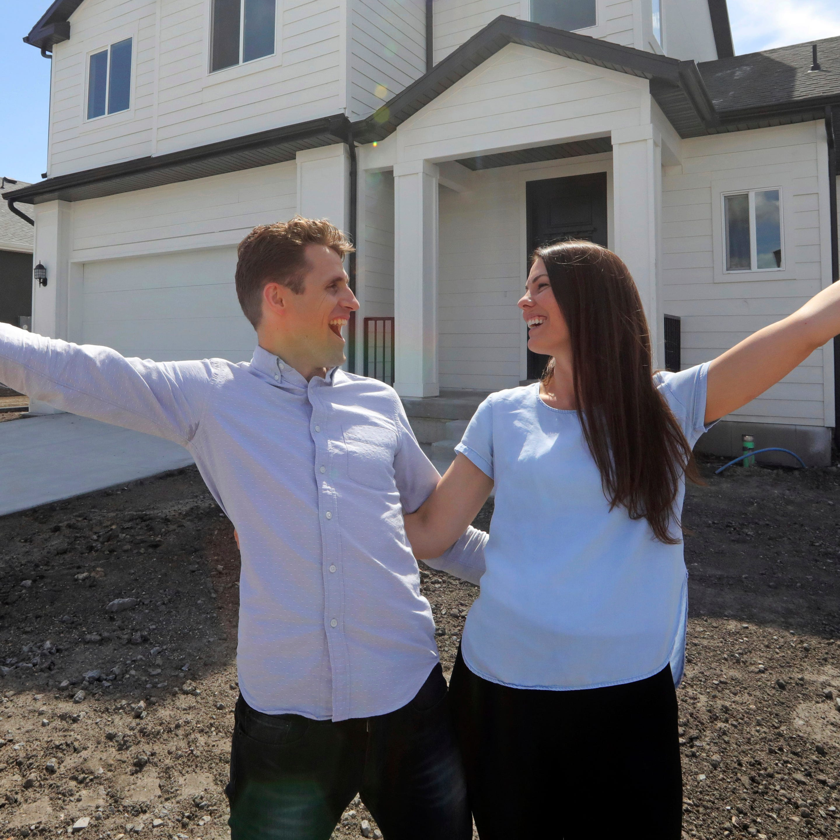 Millennials race to buy homes as prices outpace incomes