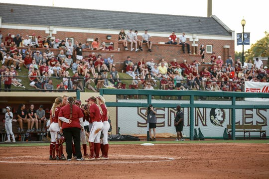 #4-ranked Florida State fought hard to secure a 4-1 win over Oklahoma State in the Tallahassee Super Regional on Friday, May 24th.