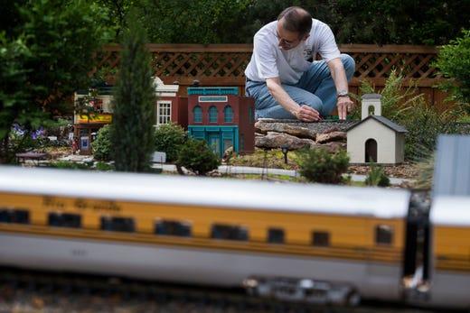 Northern Colorado Garden Railroaders host open house June 1