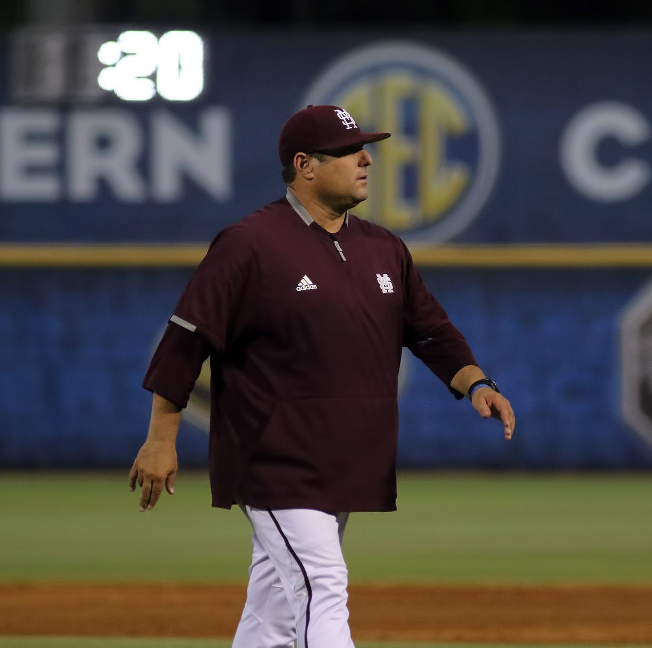 Bulldogs bounced from SEC Baseball Tournament in blowout loss to LSU