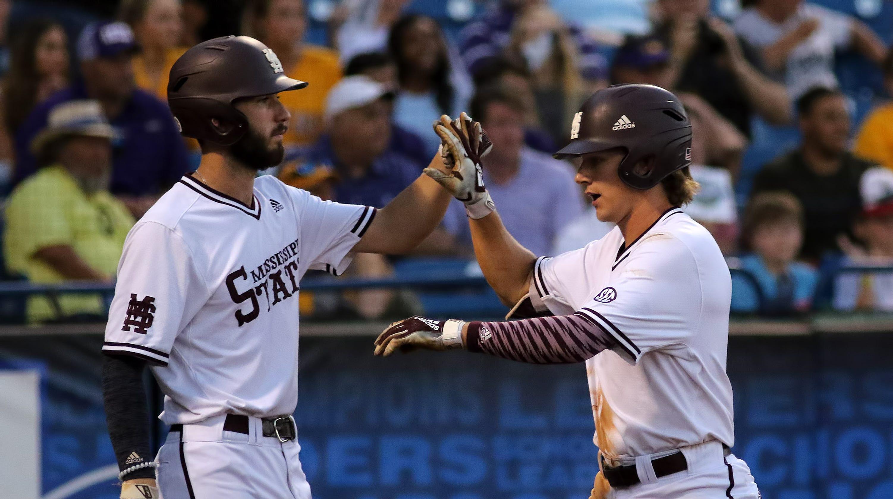 c9f07721565 Mississippi State baseball confident in spite of shaky SEC Tournament